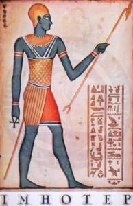 imhotep 1 194x300 Imhotep, el primer ingeniero de la historia.