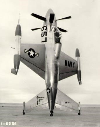 lockheed extraña aeronave
