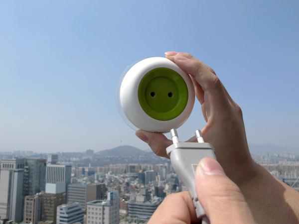 cargador solar portatil de ventana 3